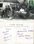 Colonie Scolaire du XVIIIe Arrondt Paris - Pesage et Mensuration - 1916