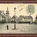 Lamballe - La Place - édit ND - 1907