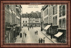 Lamballe - Rue Bario - édit Bailly et Chamarre - vers 1910