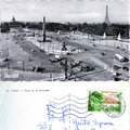 Paris - Place de la Concorde - 1958