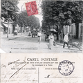 Cholet - Boulevard Gustave-Richard - 1907