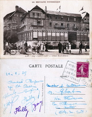 Saint-Cast - L'Hôtel Royal-Bellevue - 1935