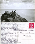Saint-Cast - La pointe de la Garde - 1957