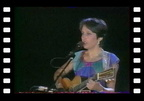 Joan Baez - Don't Cry For Me Argentina - Live  Paris , 1983