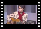 Joan Baez - Little Darlin' (French TV, 1983)