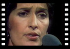 Joan Baez - Diamonds And Rust (French TV studio, 1977)