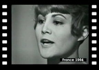 France 1964 - Rachel - Le Chant de Mallory - FULL Song