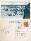 Sables d'Or les Pins - Terrasse du 'Camping House' - 1938