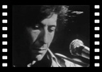 "Leonard Cohen ""The partisan"" Live on french TV 1969 - Présenté par Joe Dassin"