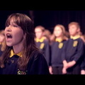 Killard House Special School choir singing Hallelujah