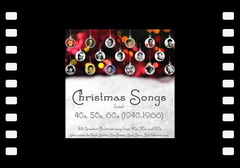 Christmas Songs from 40s,50s,60s (1940-1966)