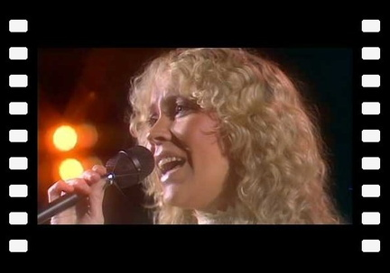 ABBA : Slipping Through My Fingers (Live Sweden '81 Dick Cavett ) HD