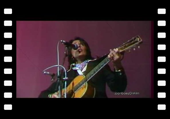 Joan Baez - Daimonds And Rust (Gala Du Midem, Cannes, 1976)