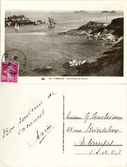 Cancale - La Pointe du Grouin - 1935